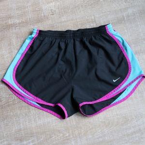 Nike Lined Dri-Fit Running Shorts Medium